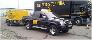 B+E Car and Trailer Towing Licenses, Inverness & North of Scotland